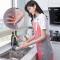 围裙可擦手女时尚防水家用日式男防油成人工作服围腰厨房做饭罩衣