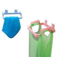塑料垃圾袋挂架