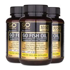 新西兰GO HEALTHY鱼油健康组