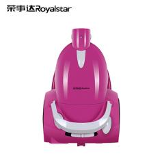 荣事达(Royalstar)卧式吸尘器RSD-XCQJW62粉色无耗材尘桶