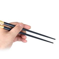 安瑞特 防滑合金筷子 坚固耐高温10双装