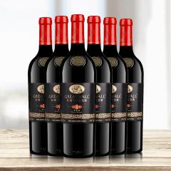 中粮长城干红盛藏7赤霞珠葡萄酒红酒750ml整箱