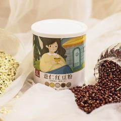 阅农 | 薏仁红豆粉 远离湿胖 食补代餐 研磨细腻 口感香醇 350g/罐